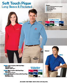 Soft Touch Polos
