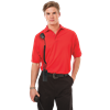 ADULT TACTICAL SHIRT  -  RED EXTRA LARGE SOLID