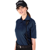LADIES IL-50 TACTICAL POLO  -  NAVY EXTRA LARGE SOLID