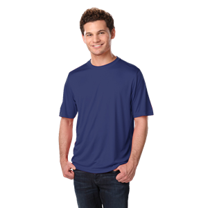 ADULT SOLID WICKING T   -  NAVY EXTRA EXTRA SMALL SOLID